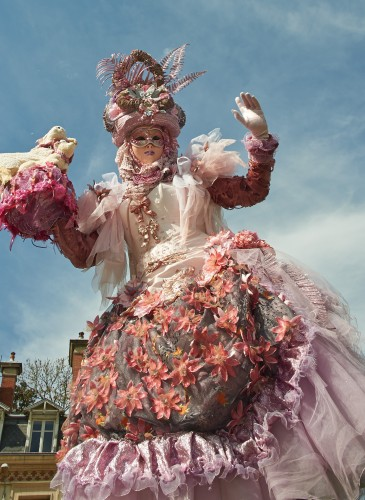 carnaval venitien - hericourt 2014